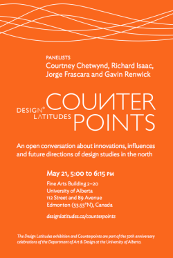 counterpoints invitation